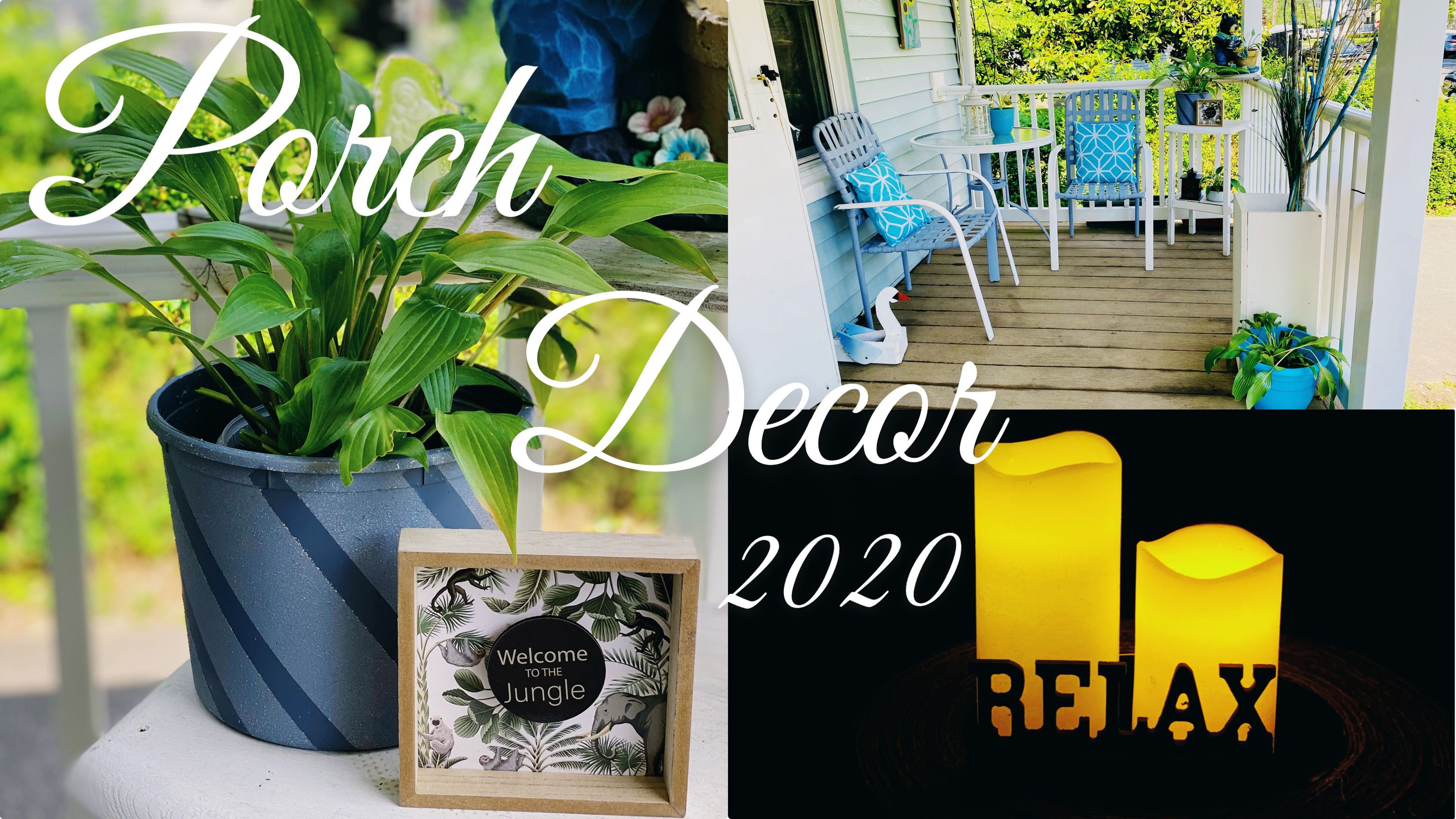 Porch  Decor #porch #porchdecor #porchdecorating  #summerdecor #patioideas #lavidaconyesi