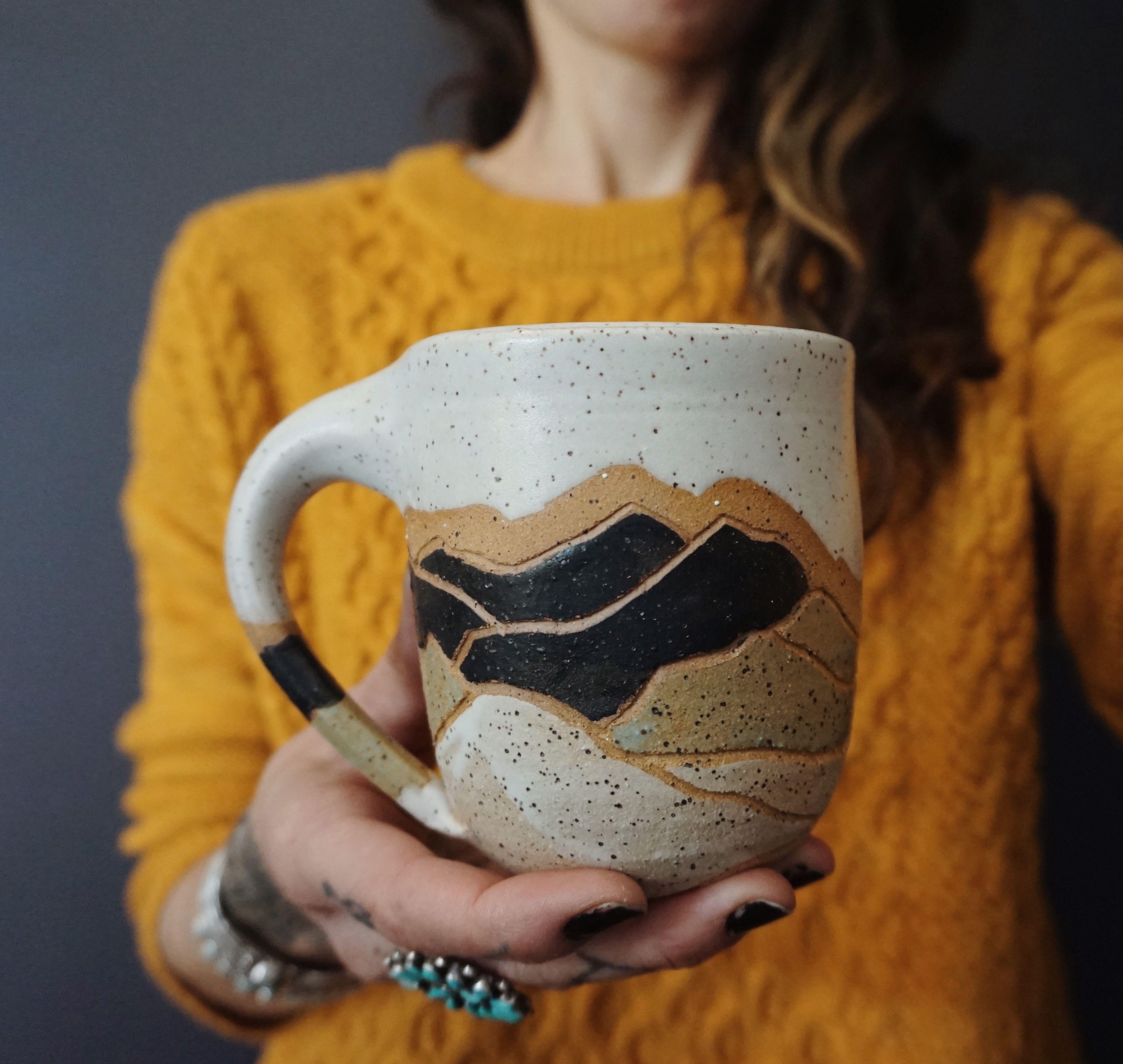 Coco Chispa mountain mug | MUG Shots | Pinterest | Coco, Cerámica y ...