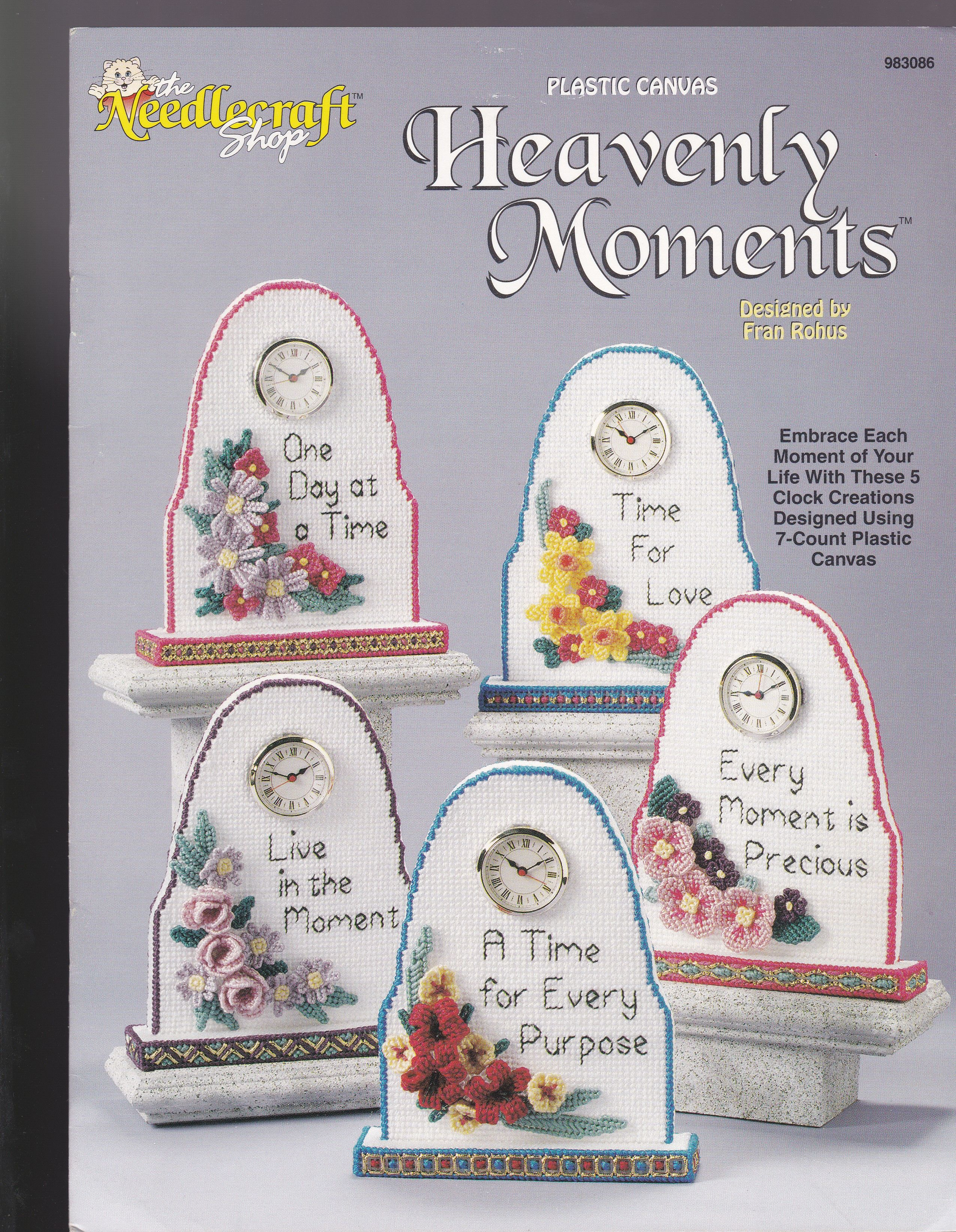 Pin by susan bilbrey on pc religious patterns pinterest clocks stitching patterns cross stitching plastic canvas patterns heavenly clocks crosses pc sewing patterns embroidery designs jeuxipadfo Images