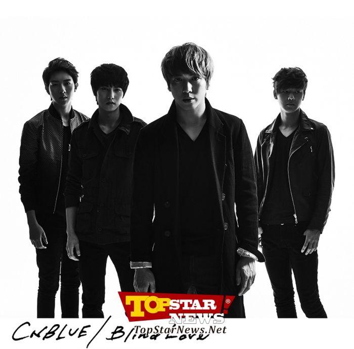 씨엔블루(CNBLUE), 日 5번째 싱글 '블라인드 러브(Blind Love)' - Unique High Quality Photo News - TopstarNews.Net