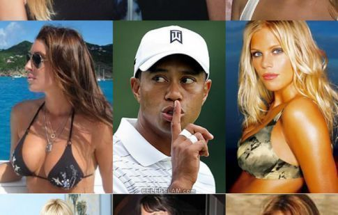 Image result for images of tiger woods and kirstin white
