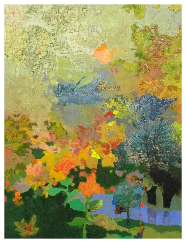 Florals and other mark english english art landscape