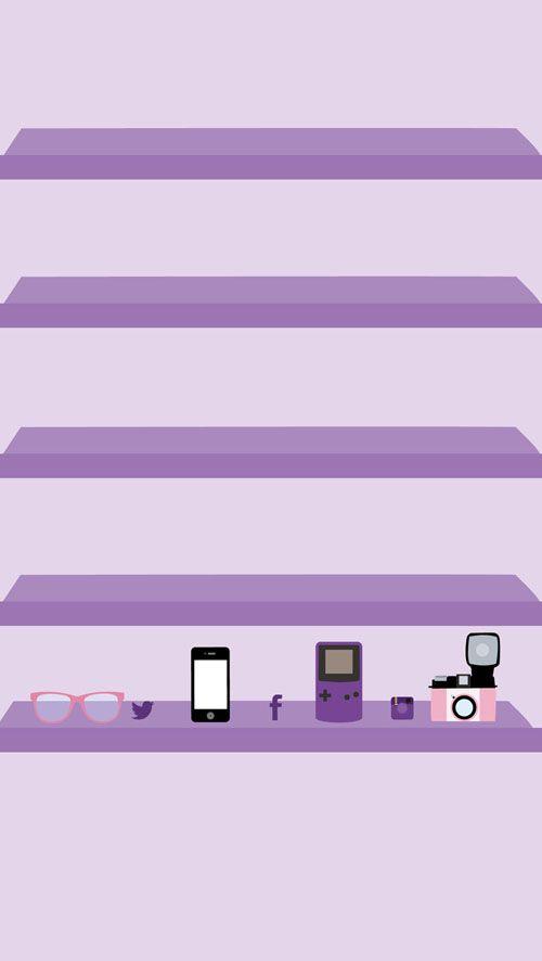 Des Fonds D Iphone Pour Des Filles A A Telecharger Natacha Birds Iphone Wallpaper Wallpaper Shelves Apple Wallpaper