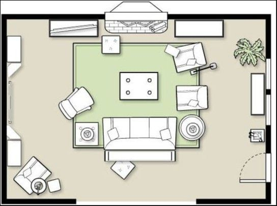 The Best 16x20 Living Room Layout Livingroom Layout Room Layout Furniture Placement