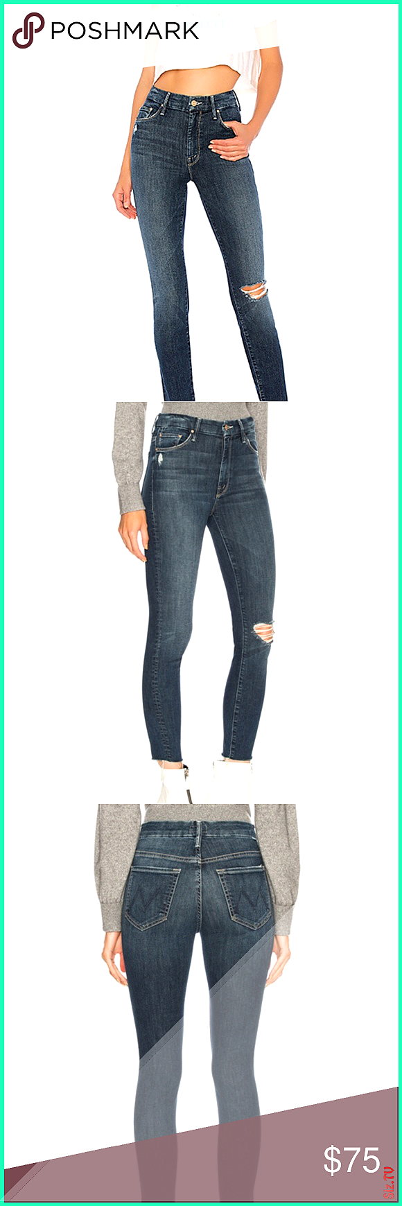 Mother Looker High Waisted Skinny Jeans  Like new condition Worn once for a photoshoot Mother High W...
