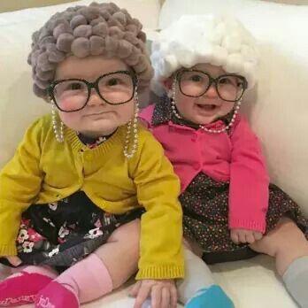 Golden  Girls · Baby Old Lady CostumeOld ...  sc 1 st  Pinterest & Golden
