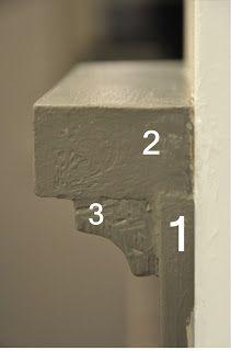 VitaHus *: Wandvertäfelung selber bauen | Lamperie | Pinterest ...
