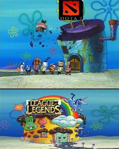 League Of Legends Meme By Grellchanlobsu On Deviantart