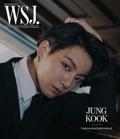 BTS Featured on Innovators   WSJ Magazine (Nov 202