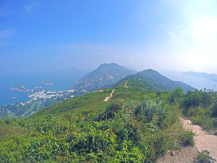 The Best Urban Hiking Trail in Hong Kong
