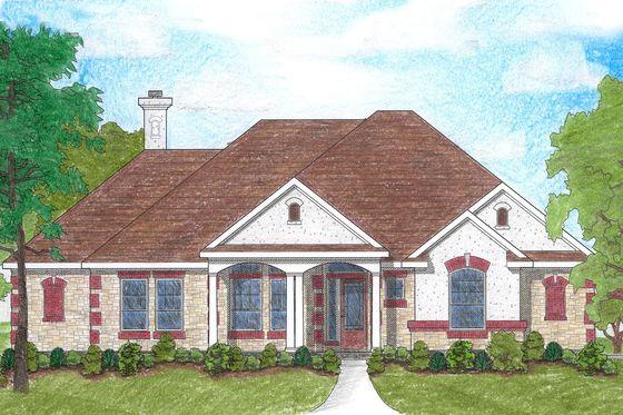 House Plan 80-118