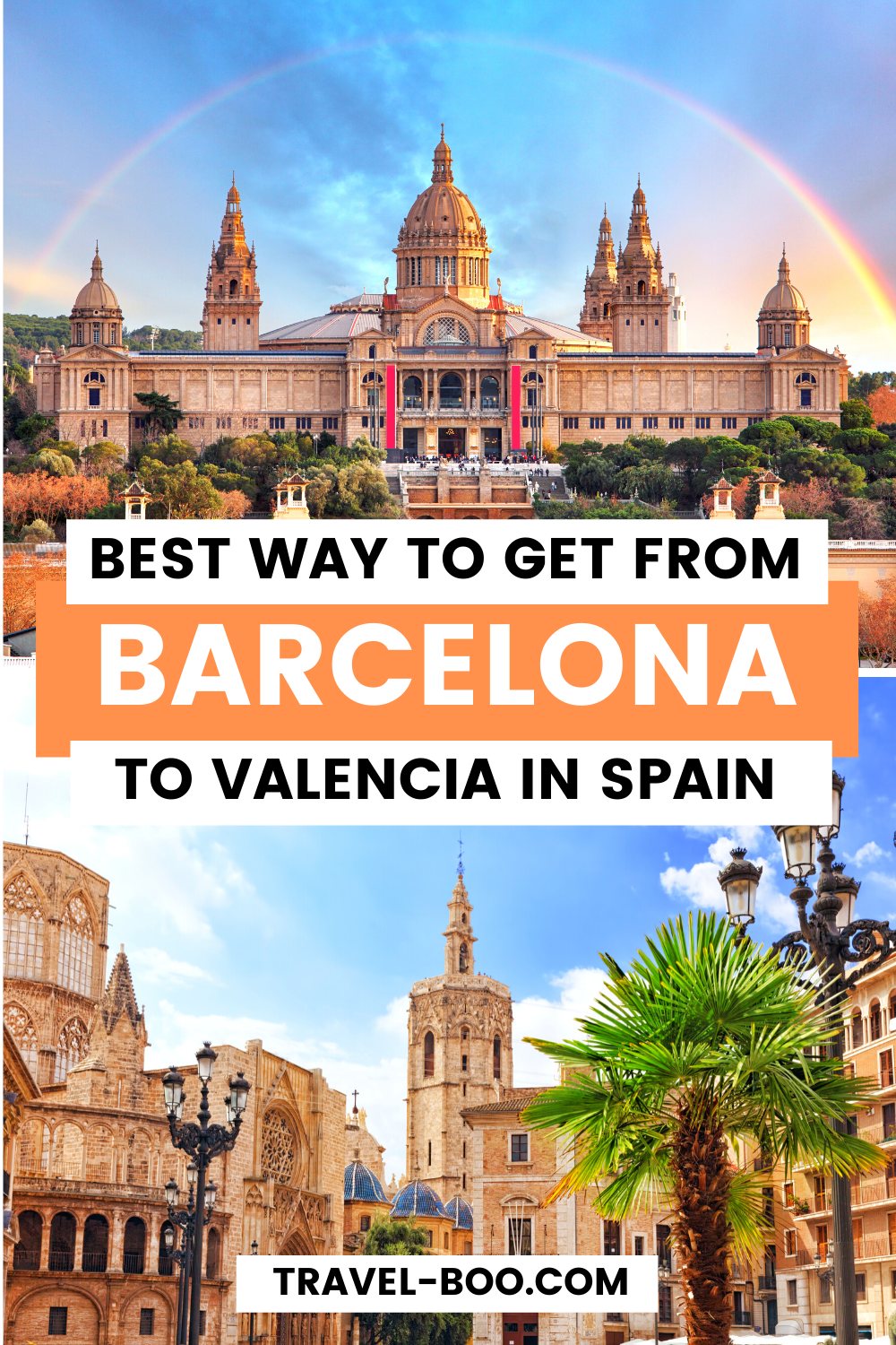 , The Best Ways To Get From Barcelona To Valencia In Spain! Spain Travel Guide, My Travels Blog 2020, My Travels Blog 2020