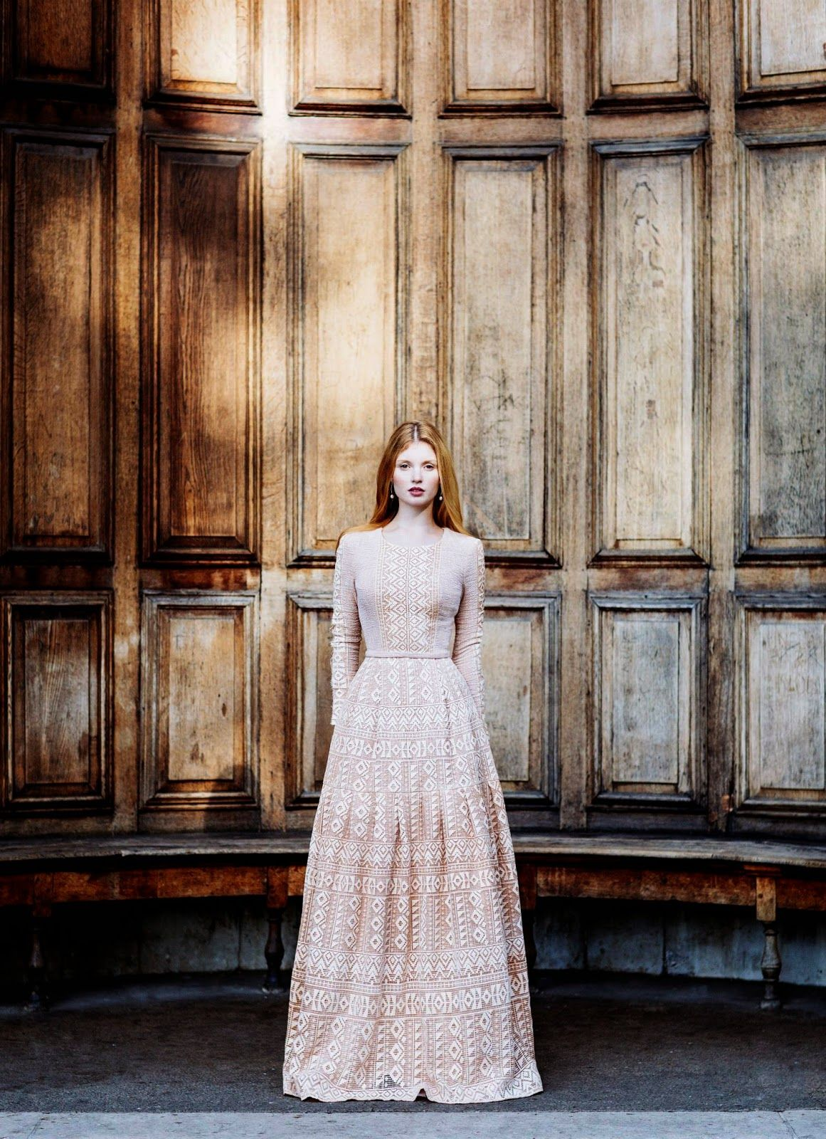 Designer Spotlight: Marelus Evening Wear | Modest clothing, Formal ...