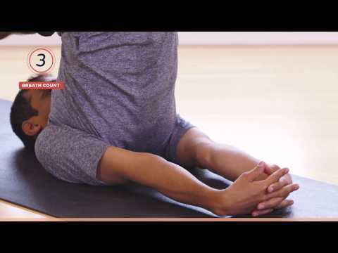 yoga tutorial shoulder stand sequence  yoga tutorial