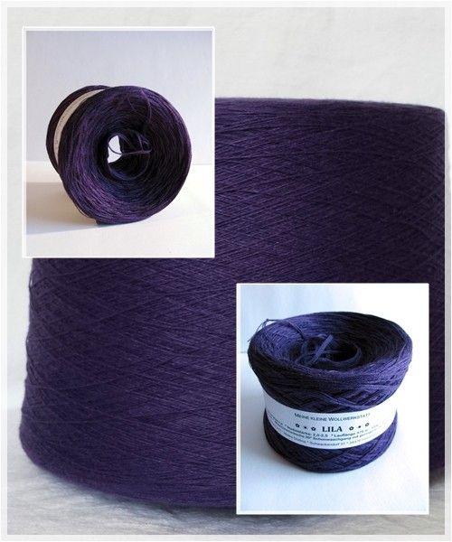 Uni-lila - Meine kleine Wollwerkstatt