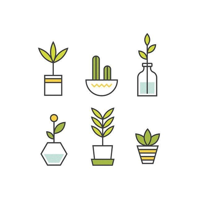 Vector Illustration Instagram: Illustrations + Patterns