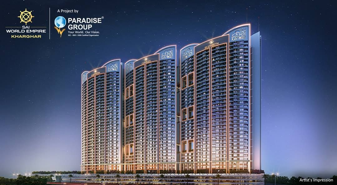 Sai World Empire Kharghar Www Paradisegroup Co In Contact 022