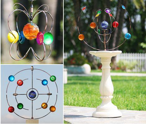 Exhart - Wholesale Garden Statue | Kinetic Garden Ornament| Wind ...