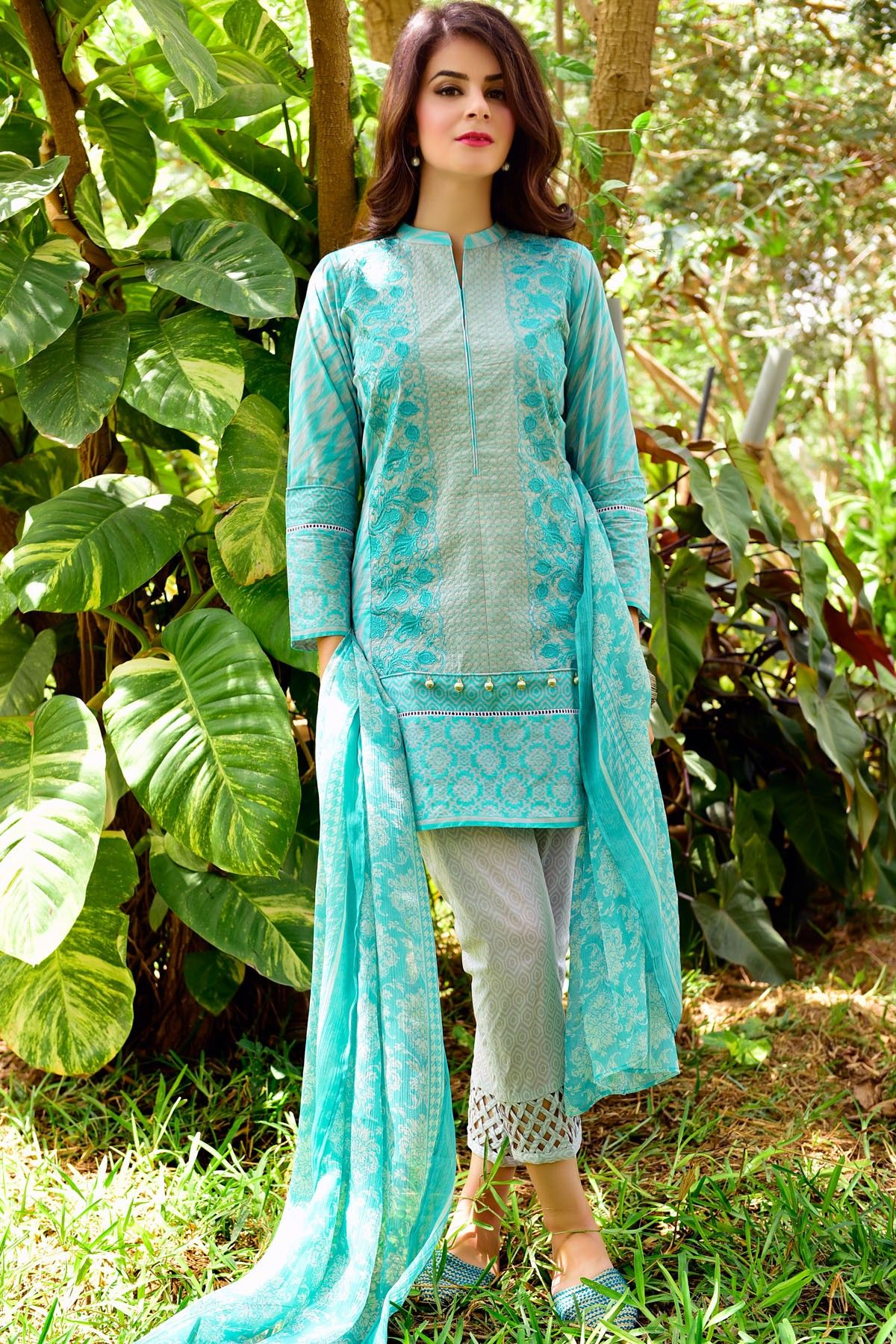 3c707a2a1c Satrangi Eid Collection 2016 By Bonanza | 1000 Ideas Of Pakistani ...