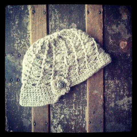 Twirl hat