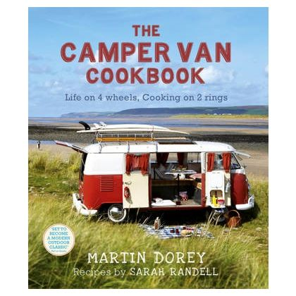 I own this cookbook.  It's mostly camping stories and few recipes