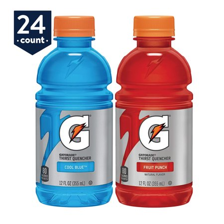 dc2ac26d73564 Gatorade Thirst Quencher Sports Drink Variety Pack, Fruit Punch and ...