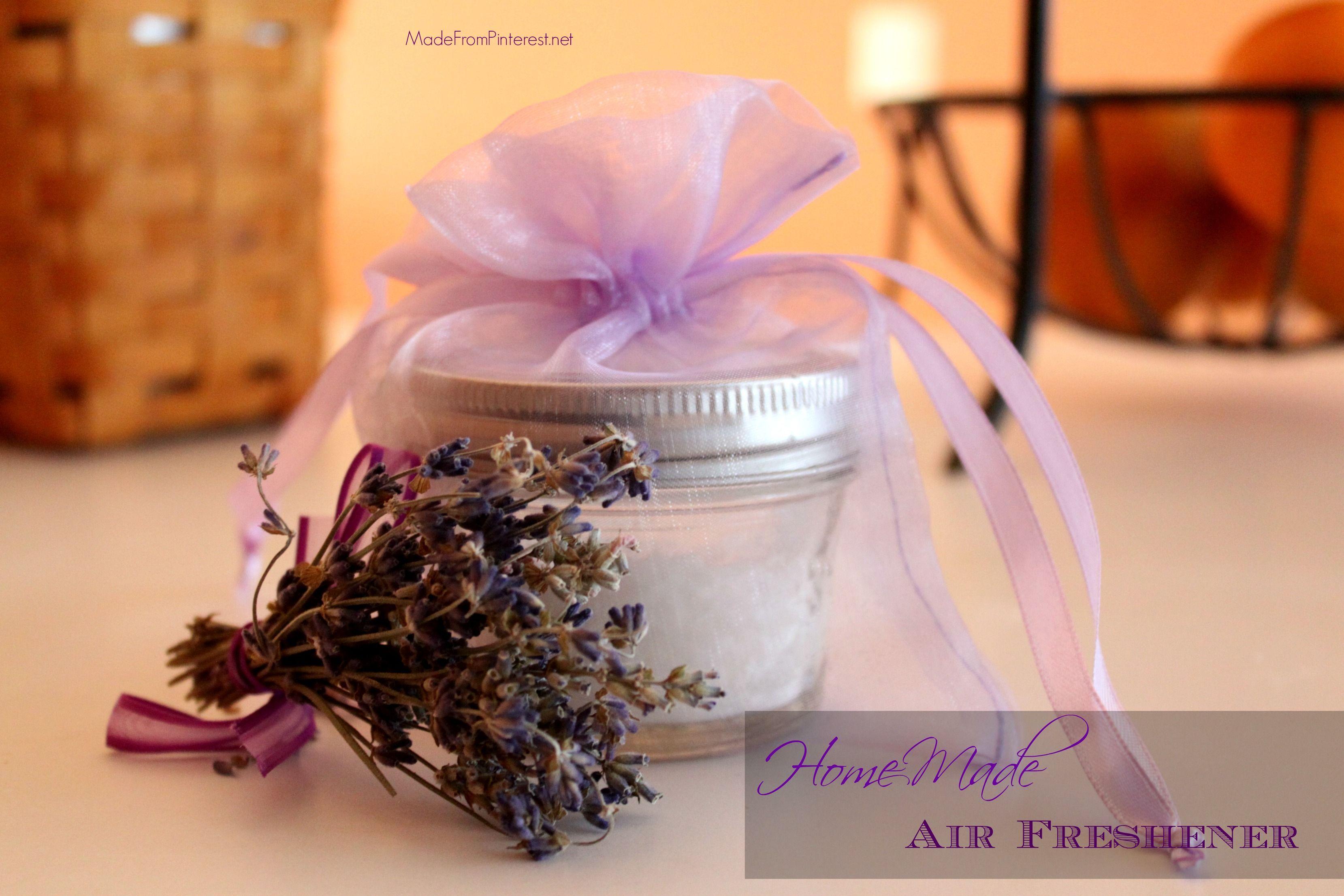 Homemade Air Freshener Homemade air freshener, Diy