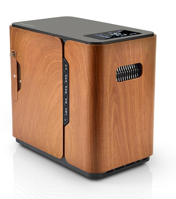 Koncentrator tlenu do użytku domowego (med bilder)