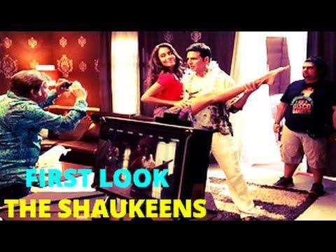 The Shaukeens FIRST LOOK - Akshay Kumar & Lisa Haydon
