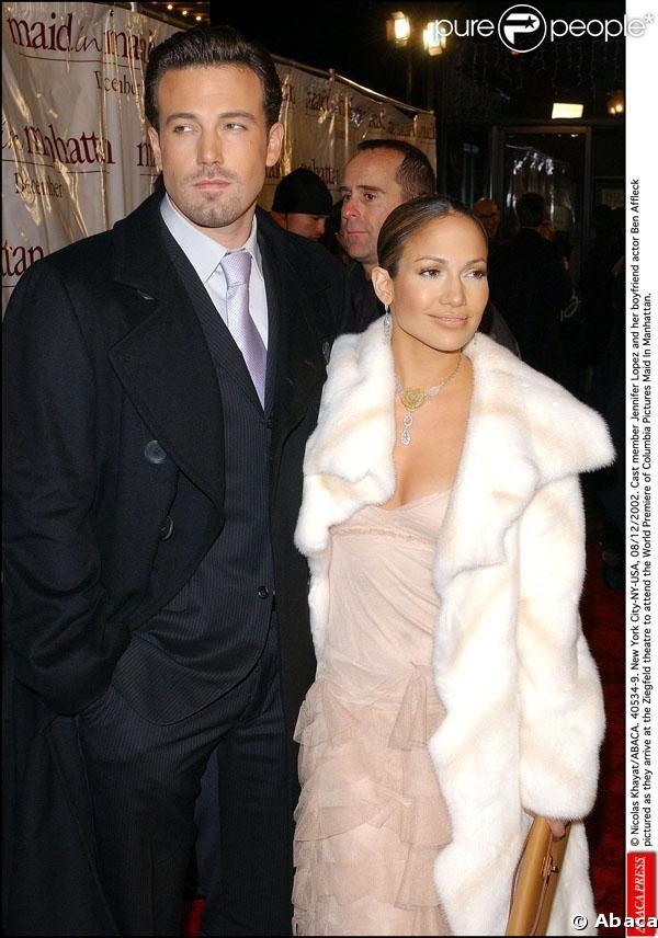 With Ben Afflek Jennifer Lopez Jenifer Lopez Ben Affleck Jennifer Lopez