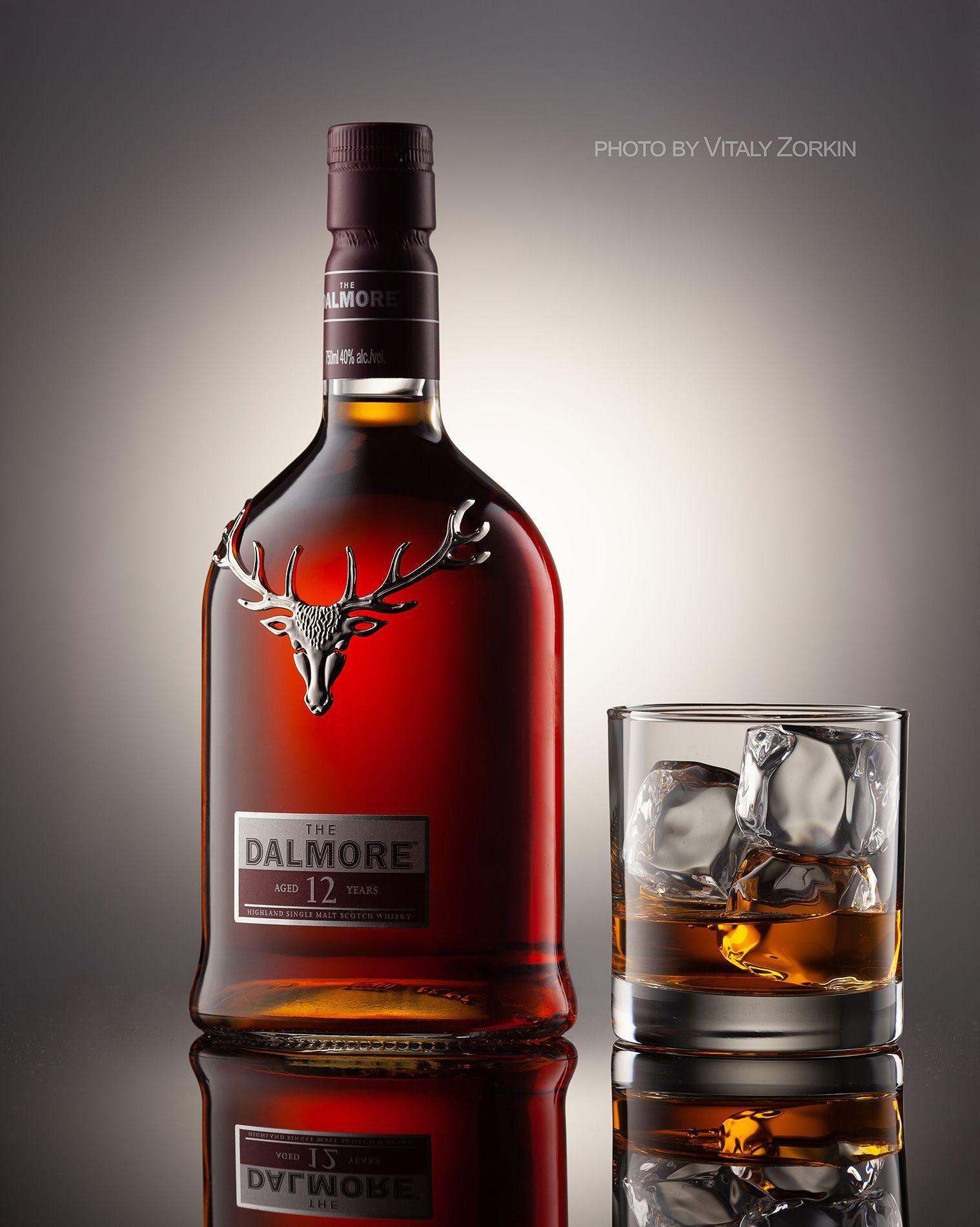 Thedalmore Whisky By Vitalyzorkin Photographer Advertising Whiskey Bottle Macallan Whiskey Bottle