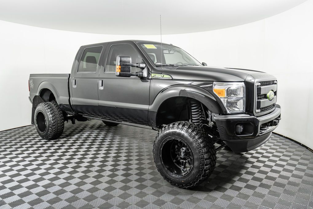 Used Lifted 2015 Ford F 350 Xlt 4x4 With 81 368 Miles At Northwest Motorsport In Puyallup Wa Priced At 39 Diesel Trucks For Sale Ford Super Duty Ford Trucks