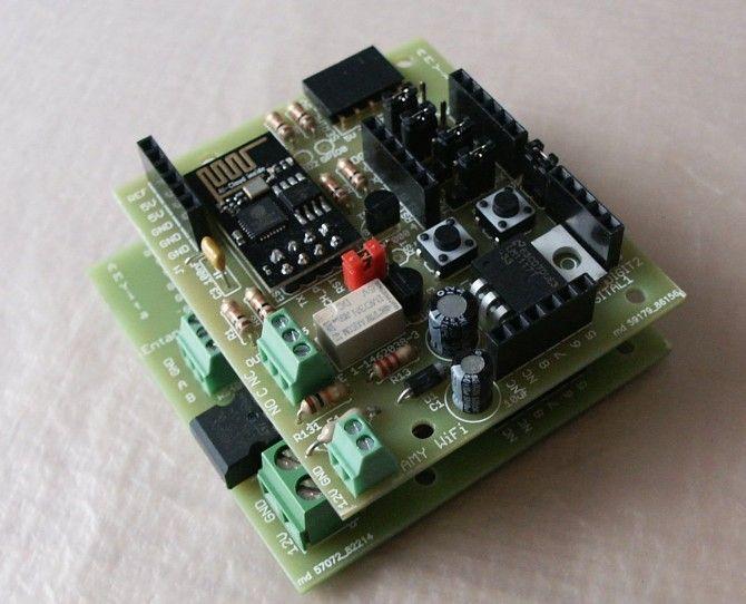 ATmega644PA 644p 16MHz 5V Open Source Development Board Compatible Arduino ATMEG
