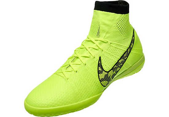 9b817785a Nike Elastico Superfly Indoor Shoes - Volt...grab yours at SoccerPro before  they sell out!