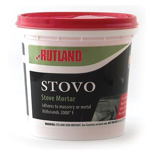 Fireplace Mortar Qt Stovo Ready Mix Stove Mortar By Rutland 26 14 Applications Stovo Is Recommend Fireplace Mortar Kitchen Utensils Gadgets Fireplace Decor