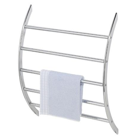 Wenko U Shaped Exclusive Wall Rack Chrome 15450100 At