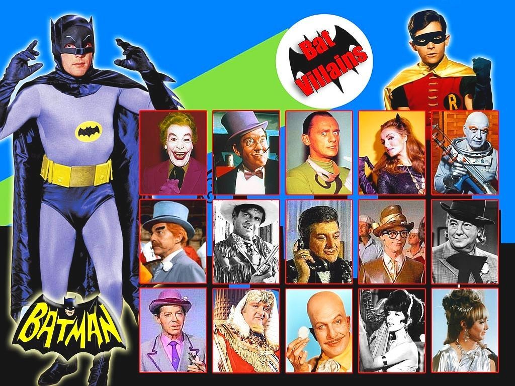Image result for batman 60's show