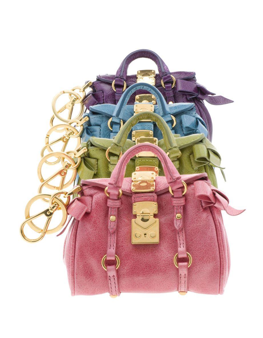 Eastery colors ...miu miu bags
