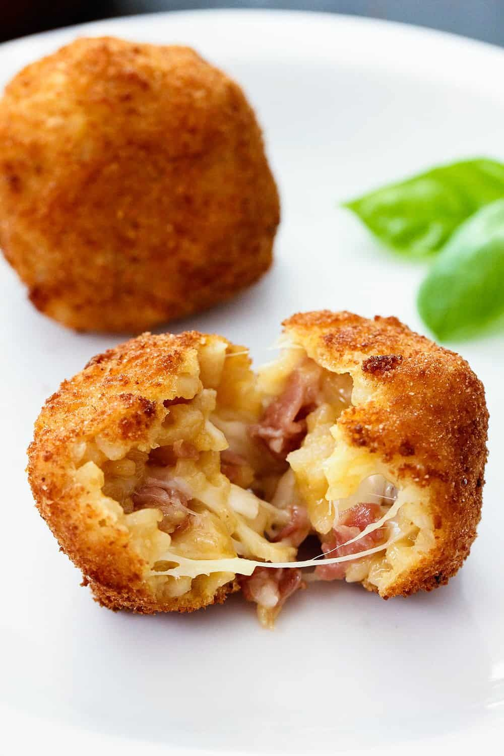 Photo of How to Make Arancini (Italian Rice Balls) | How To Feed a Loon
