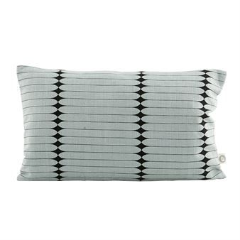 House Doctor Cushion Cover Graphic Grey In 2019