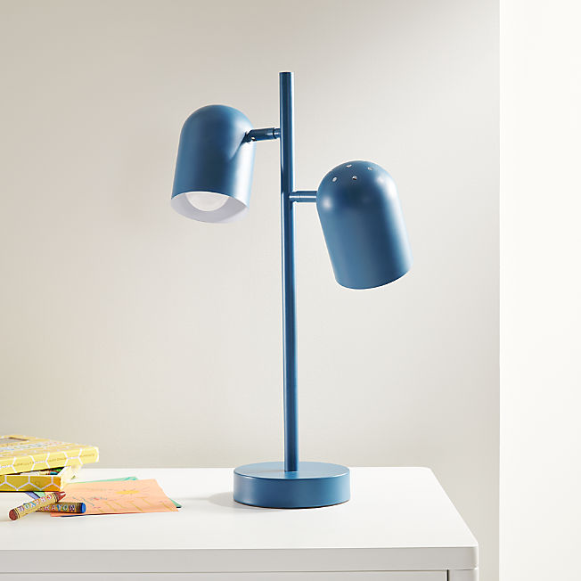 Kids Table Lamps Desk Lamps Crate And Barrel In 2020 Touch Table Lamps Kids Table Lamp Table Lamp