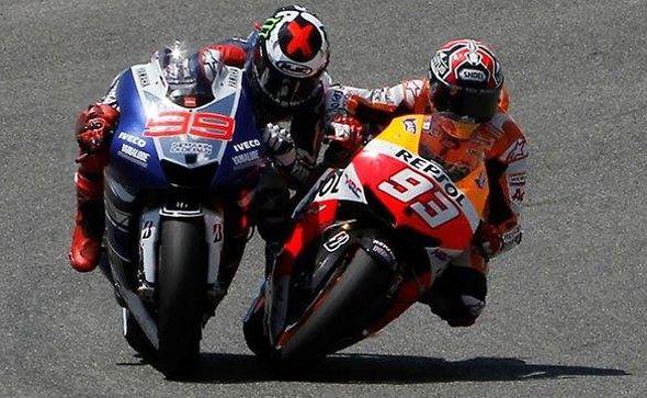 10 Quotes Marc Marquez Vs Jorge Lorenzo Motogp Racing Bikes Racing Motorcycles