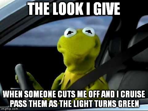 Kermit Car Meme Generator Imgflip Memes Pinterest Funny