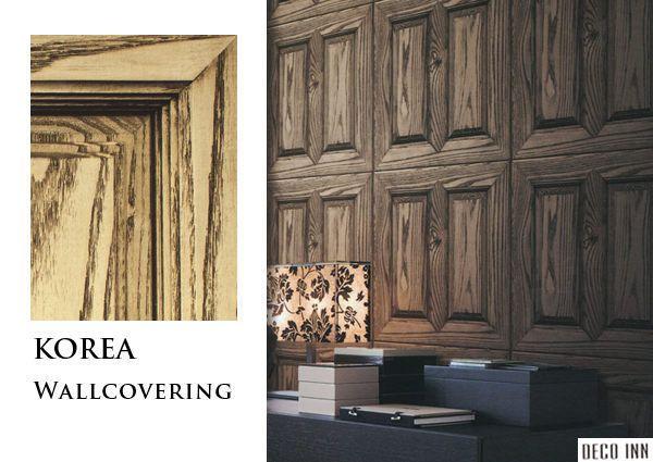 Deco Inn A133系列 古典木牆 韓國現貨壁紙 超逼真仿建材木紋影像 5色 Deco Inn 設計傢飾 Yahoo 奇摩拍賣 Wall Coverings Tall Cabinet Storage Deco