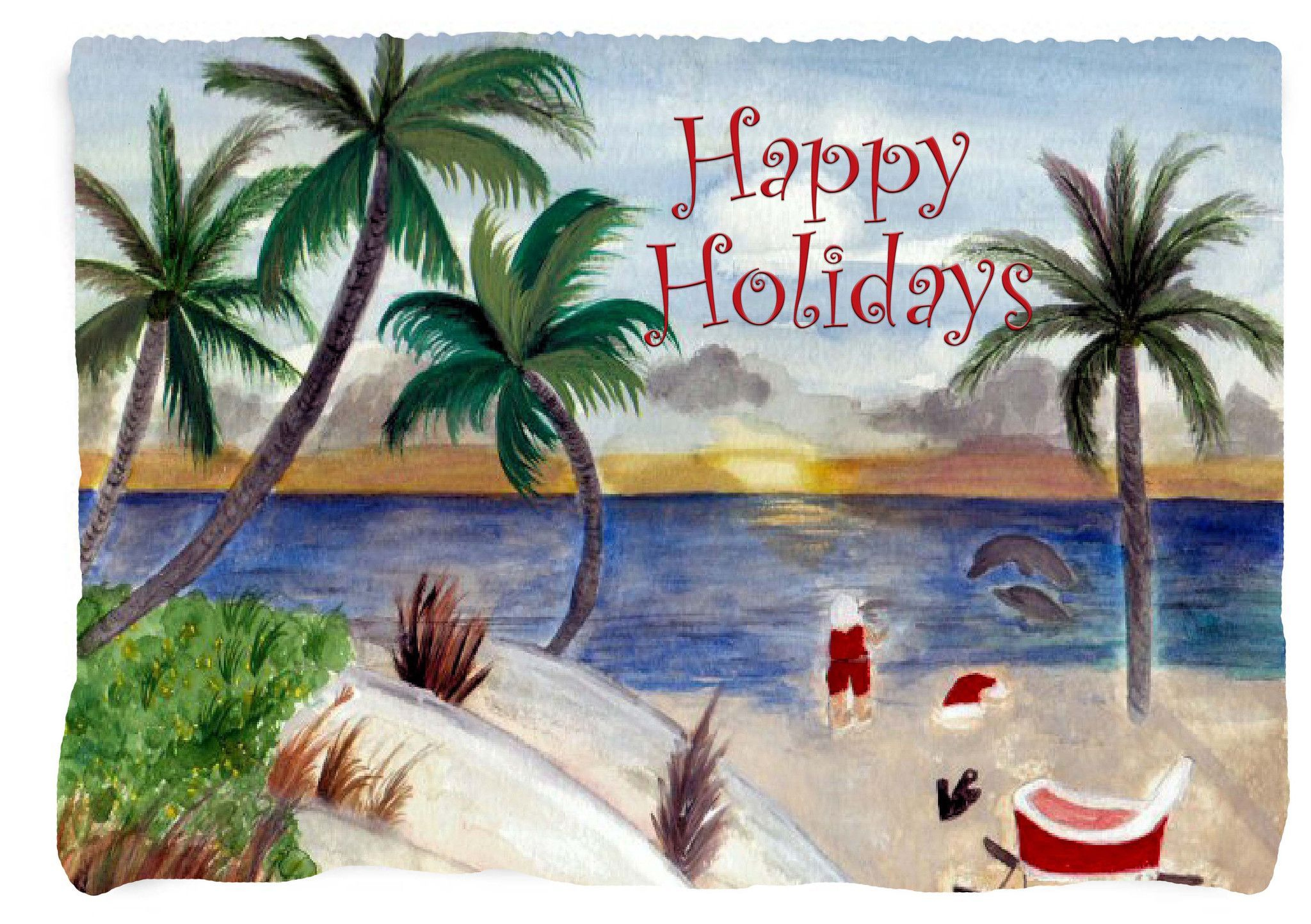 Pin by Patti Geiger on Christmas at the Beach Christmas
