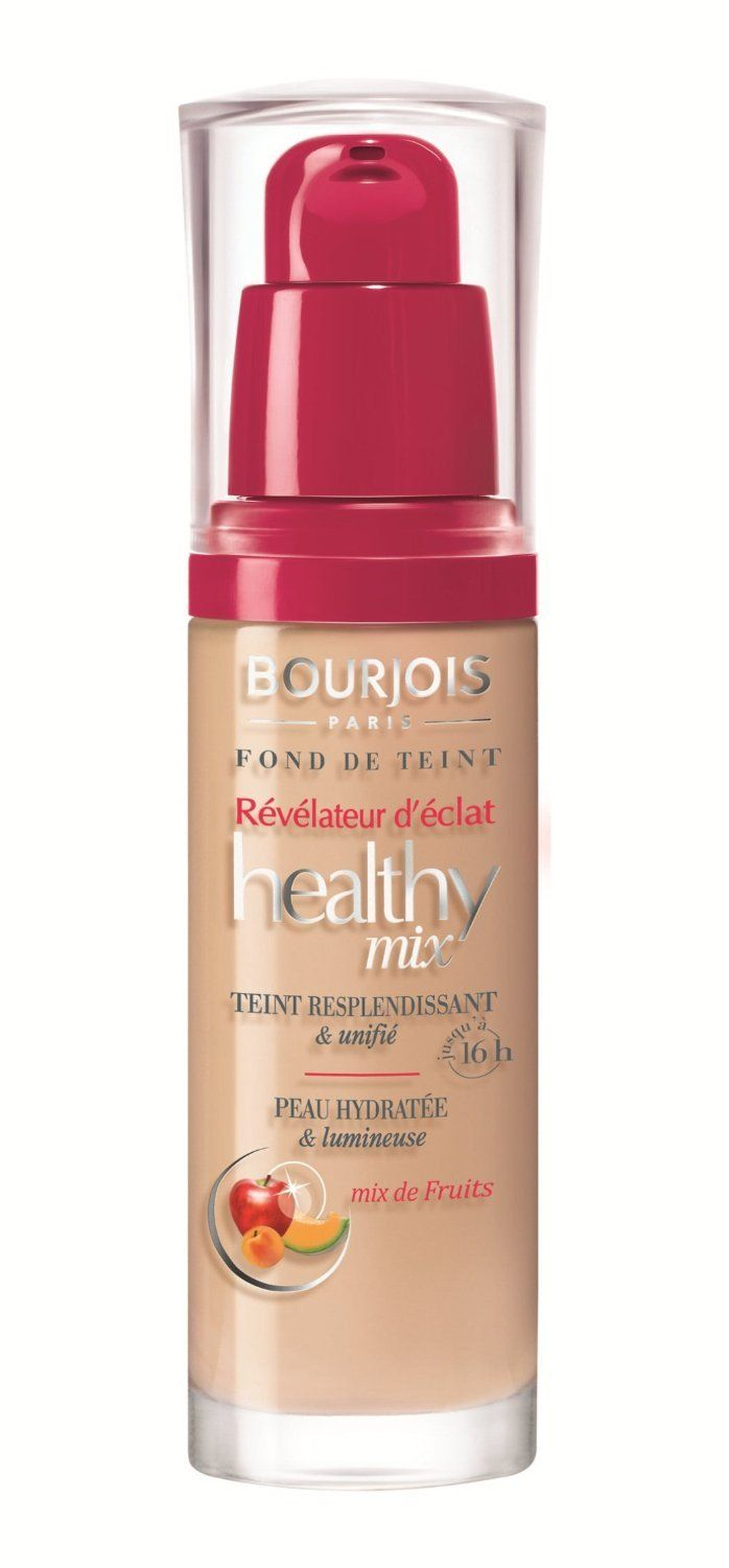 Bourjois Healthy Mix Radiance Reveal Foundation 30ml Sealed 51 Light Vanilla For Bourjois Healthy Mix Foundation Healthy Mix Foundation Bourjois Healthy Mix