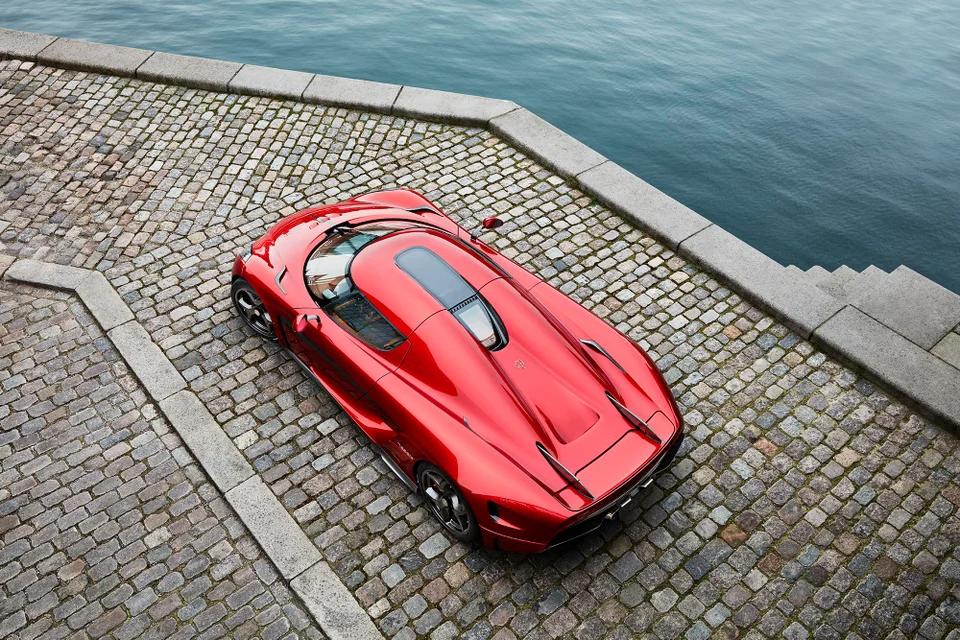 Koenigsegg Regera : carporn