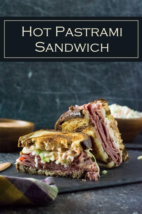 Photo of Hot Pastrami Sandwich