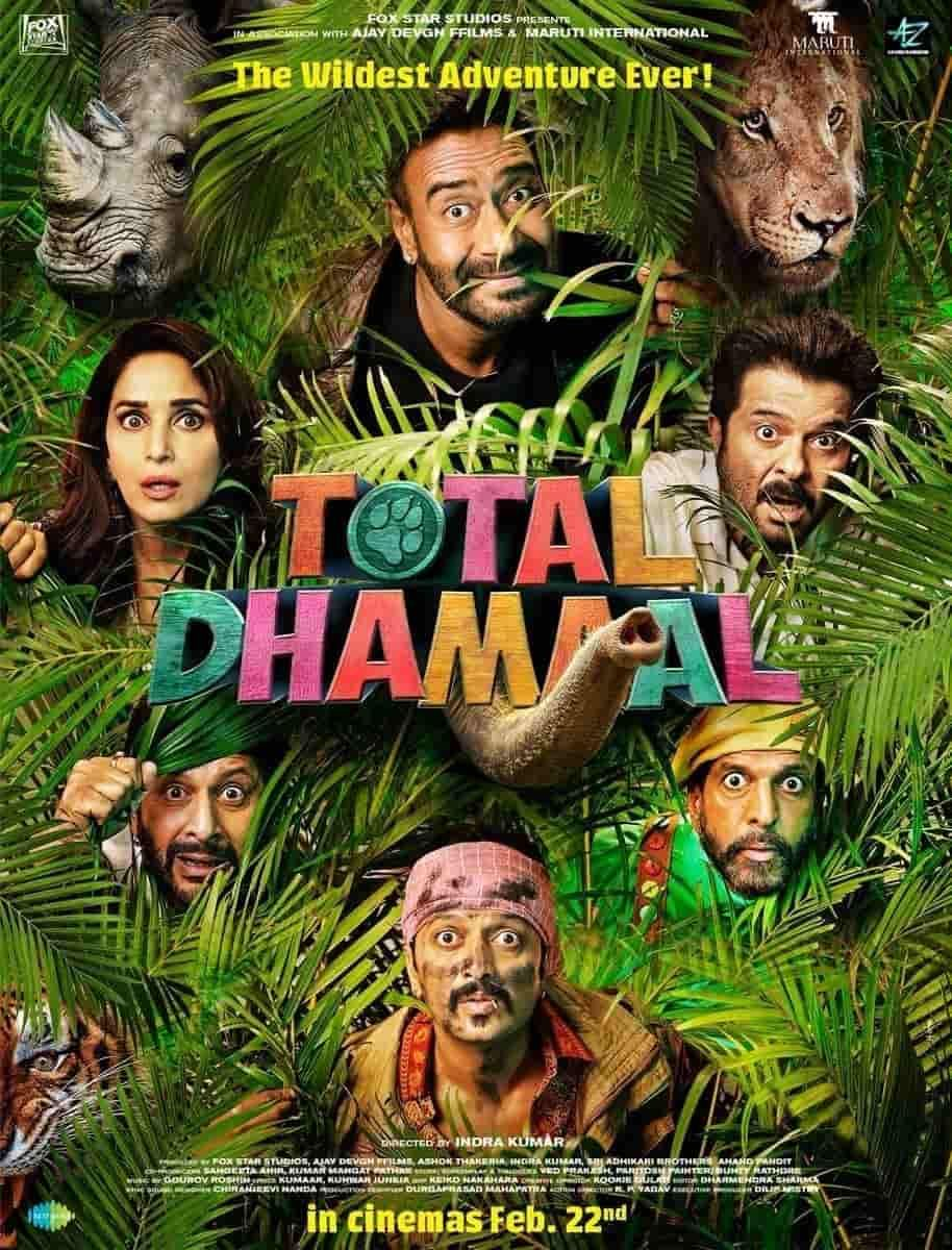 Total Dhmaal Full Movies Download Download Movies Hd Movies Download