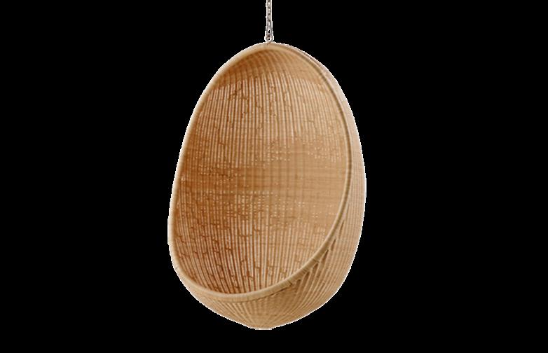 Möbler Hanging egg chair, Hanging garden chair, Hanging